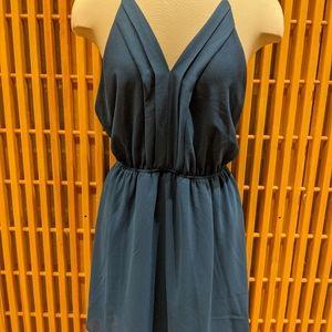 Blue Racer Dress
